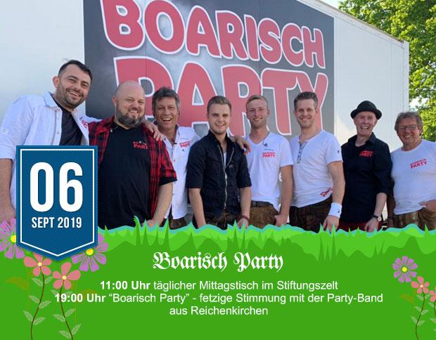 Boarisch Party
