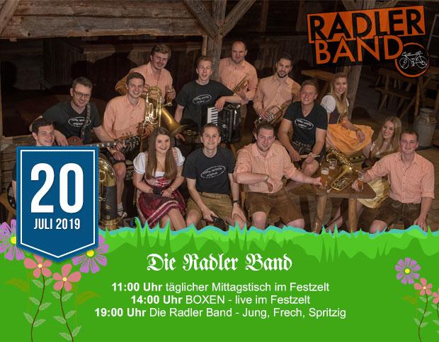 Die Radler Band